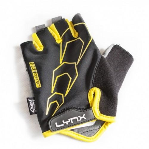 Перчатки Lynx Race - Yellow