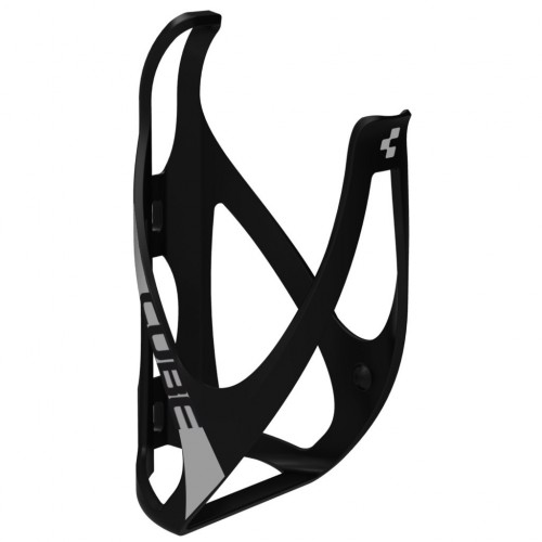 CUBE Bottle Cage HPP - matt black 'n' grey