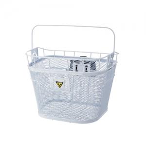 Topeak Basket Front, White