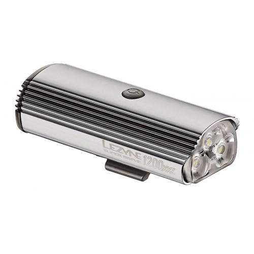 Lezyne Super Drive 1200XXL серебр.