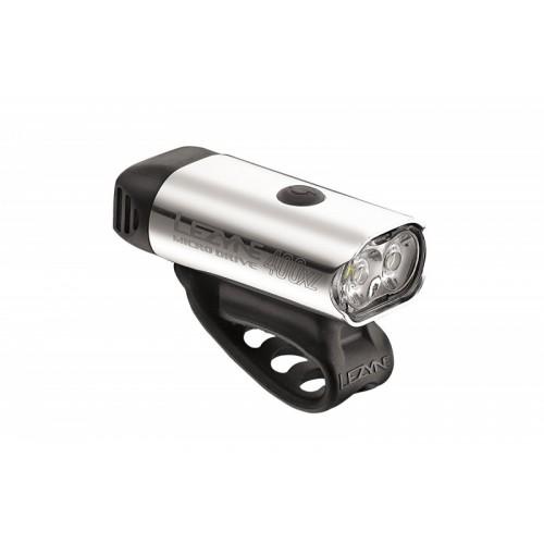 Lezyne Micro Drive 400XL серебр.