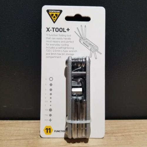 Мультитул Topeak X-Tool+ 11
