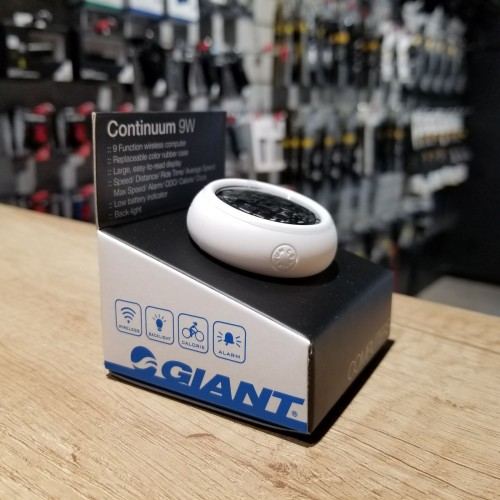 Giant CONTINUUM 9W white