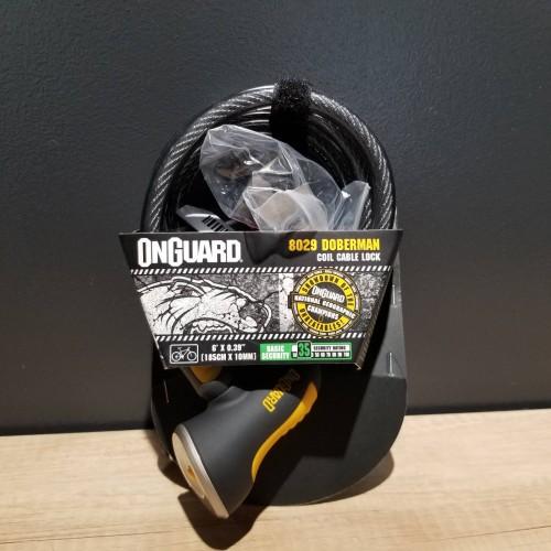 Велозамок - OnGuard 8029 Doberman
