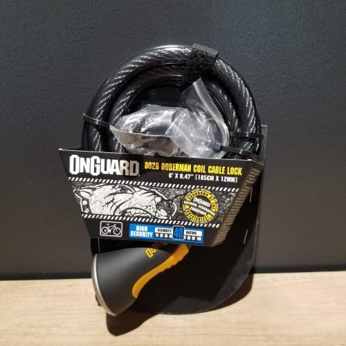 Велозамок - OnGuard 8028 Doberman
