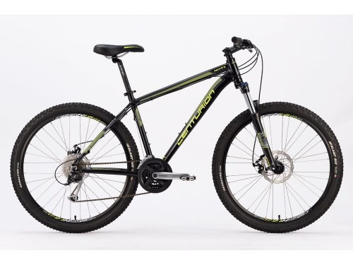 Centurion Backfire N6-MD Matt black