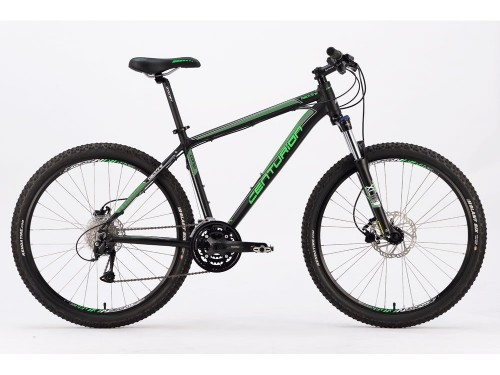 Centurion Backfire N7-HD Matt black