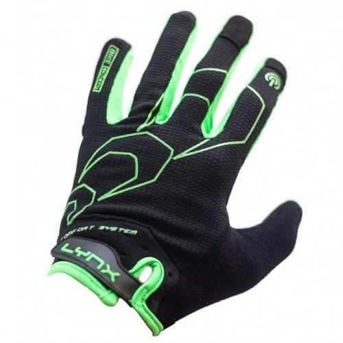 Перчатки Lynx All-Mountain - Green