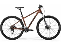Велосипед Merida BIG.NINE 60-2X (2021) matt bronze