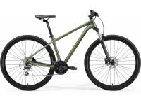 Велосипед Merida BIG.NINE 20 (2021) matt fog green