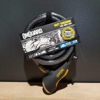 Велозамок - OnGuard 8027 Doberman