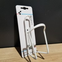 CUBE Bottle Cage HPA - matt white