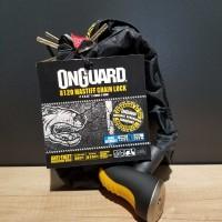 Велозамок - OnGuard 8120 Mastiff (120см)